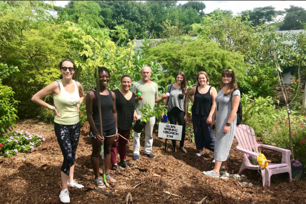 Tropical Conservation Internship Program: Fall 2018 cohort