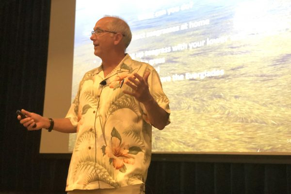 Dr. James Fourqurean: Saving seagrass to save the planet