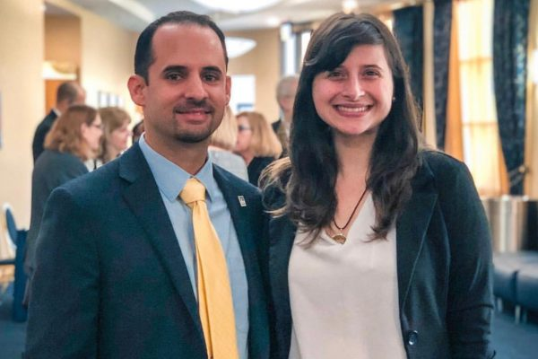 Alumna recognized as an Exemplary Online Student