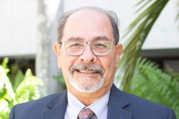 Meet our SERC scientists: Dr. Henry Briceño
