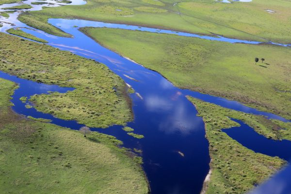 The threats of Florida Bay