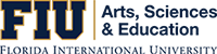 FIU Arts, Sciences & Education logo