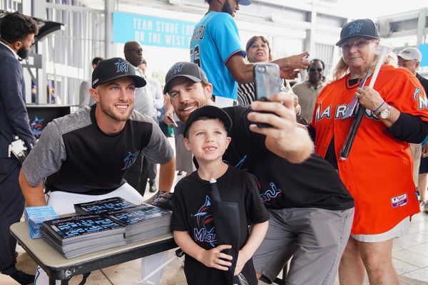 CASE and Marlins come together to create new partnership