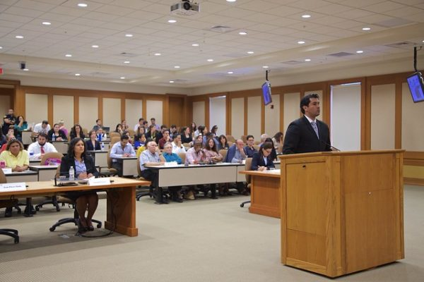BLSA: Law student for a day