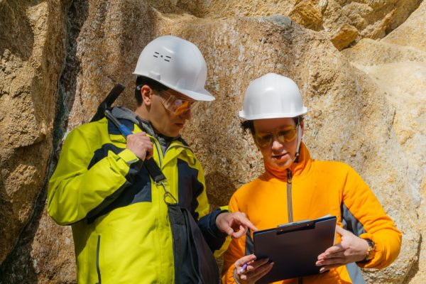 GSA webinar on career in the minerals industry