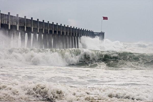 King Tide + Hurricane Dorian