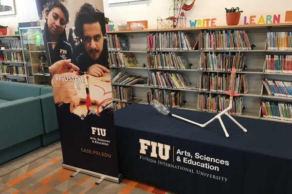FIU CASE partners with the Miami-Dade Public Library System