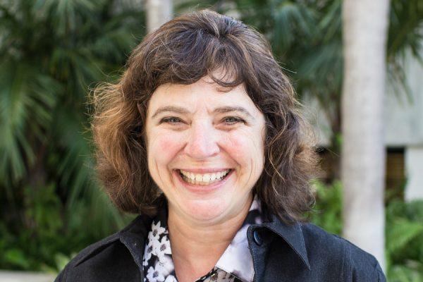 Meet our SERC scientists: Evelyn Gaiser