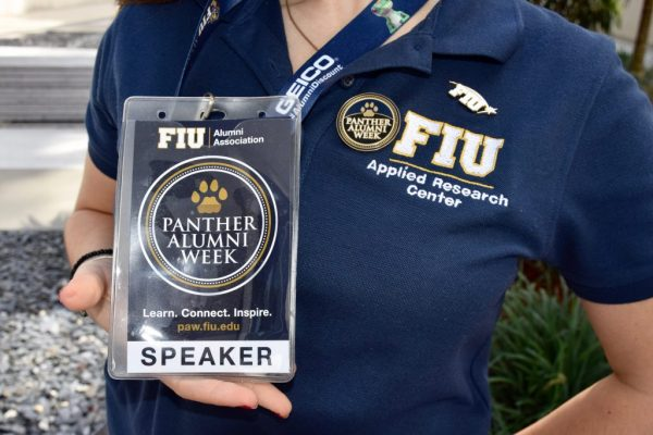 Sixth annual Panther Alumni Week connects past with future