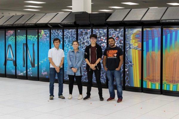 Mathematics student shares summer experience