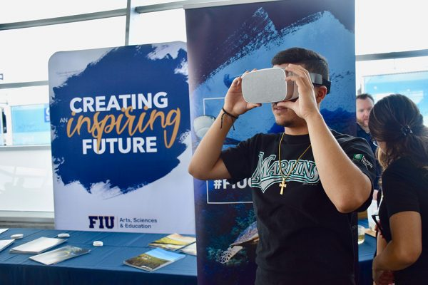 FIU CASE, the Miami Marlins and community building in South Florida