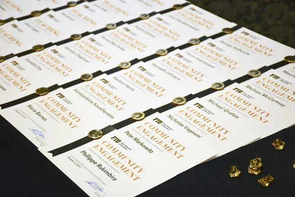 2019 CASE Faculty Awards