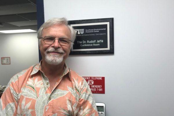 Twenty-five years later, prominent professor retires