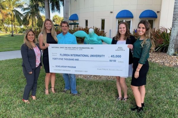 National Save the Sea Turtle Foundation funds scholarships