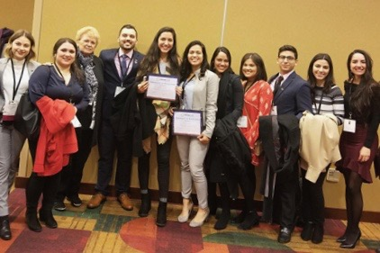 FIU shines at the Annual Biomedical Research Conference for Minority Students