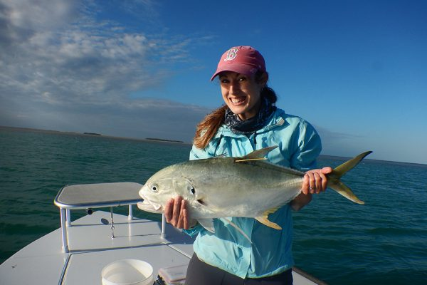 Carissa Gervasi wins American Fisheries Society contest
