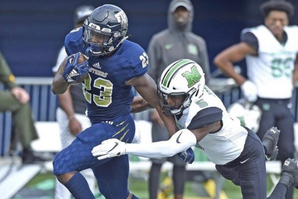 A look at FIU's RB Napolean Maxwell