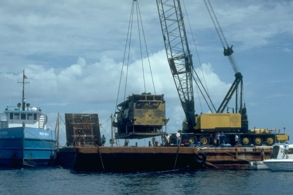 Last lab standing: 30 years of undersea research