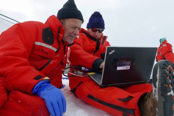 A long way from home: Arctic research project's tiny boat found in Iceland