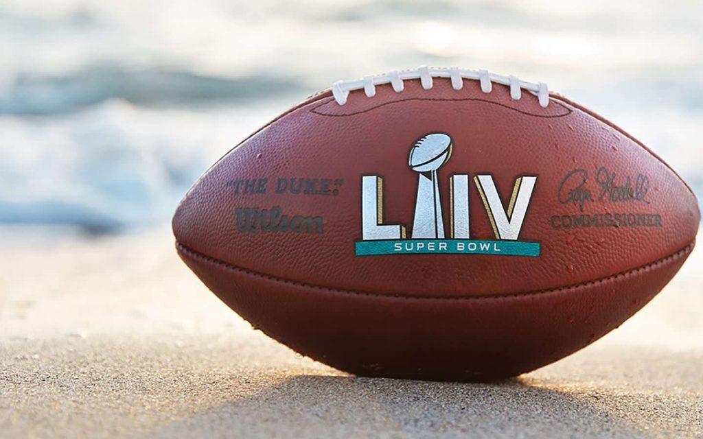 Football on the sand
