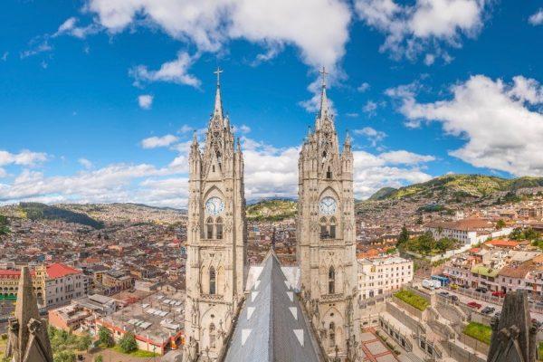 Teach abroad in Ecuador