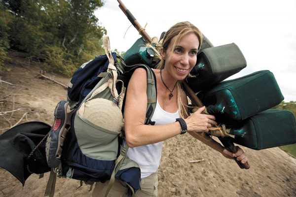 Mireya Mayor talks being a working mom, her new role and Expedition Bigfoot