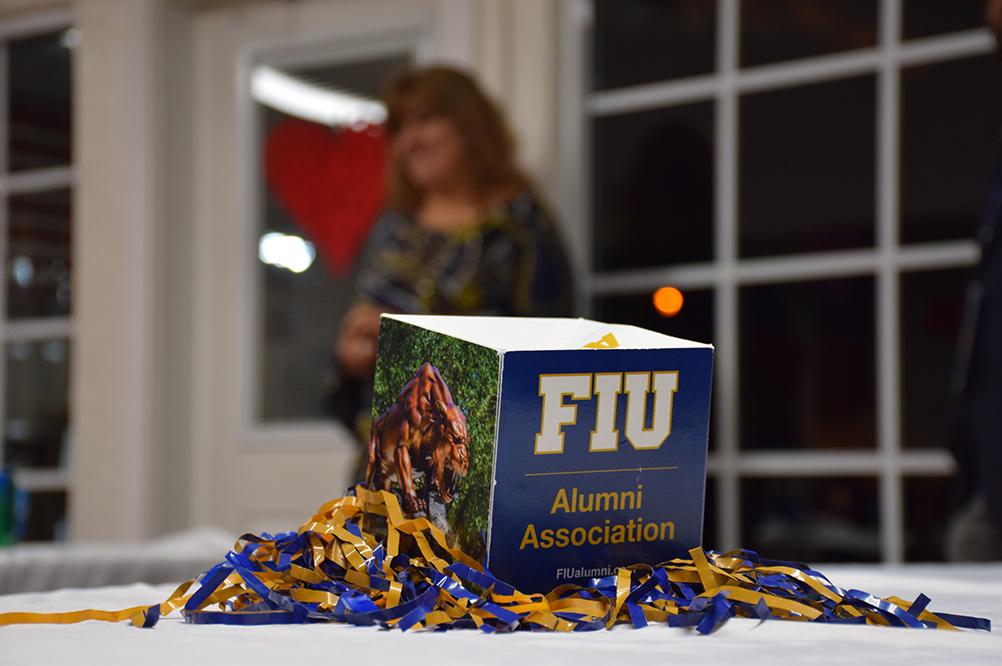 FIU alumni association event