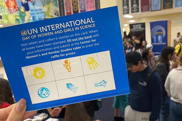 FIU comes together to celebrate women in science