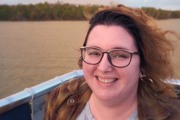 Earth Systems Science Ph.D. student continues her STEM journey
