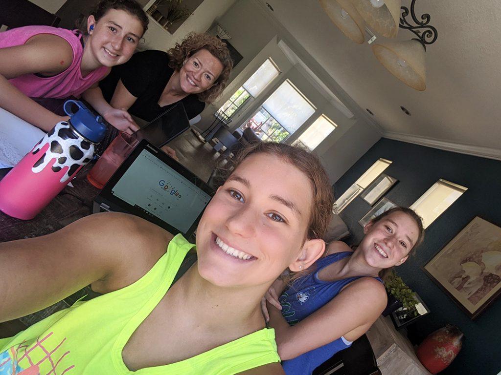 Dinehart family