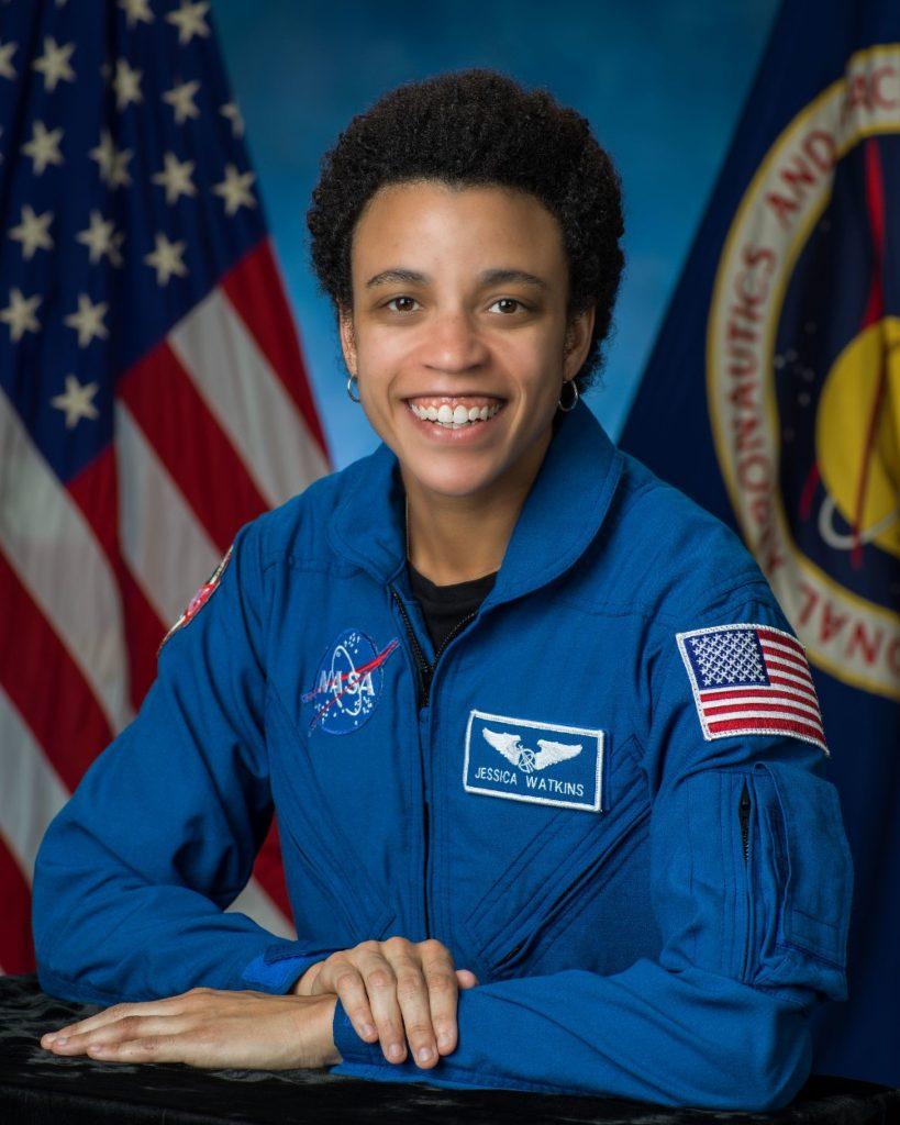 Jessica Watkins NASA headshot