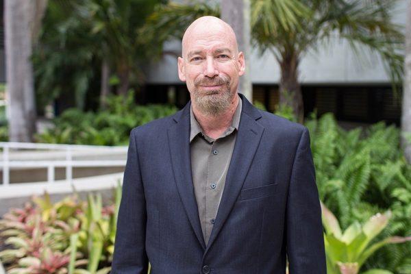 Pete Markowitz, physics professor and a diversity advocate