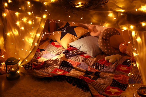 FIU@Home: Create an indoor fort