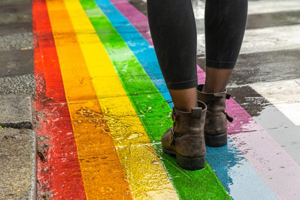 Supporting LGBTQ+ youths' mental health during a pandemic