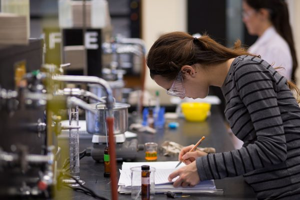 More research is needed before deciding to eliminate general chemistry labs