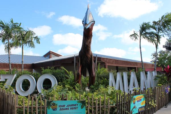 Zoo Miami seeks animal care interns