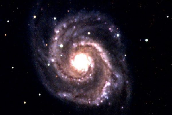 FIU@Home: Discover the Whirlpool Galaxy