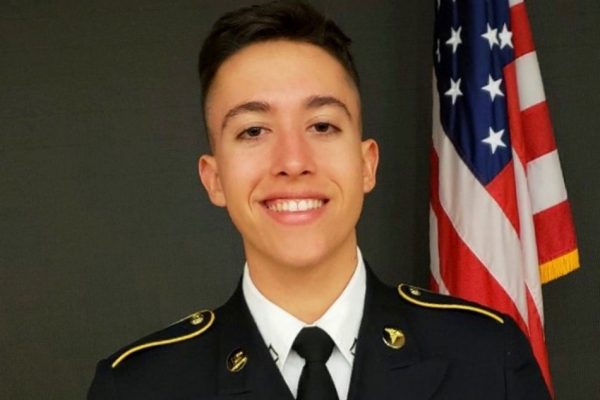 When duty calls: Biology student served as Army Reserve medic in New Jersey