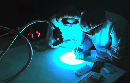 Improving forensic science one lab at a time