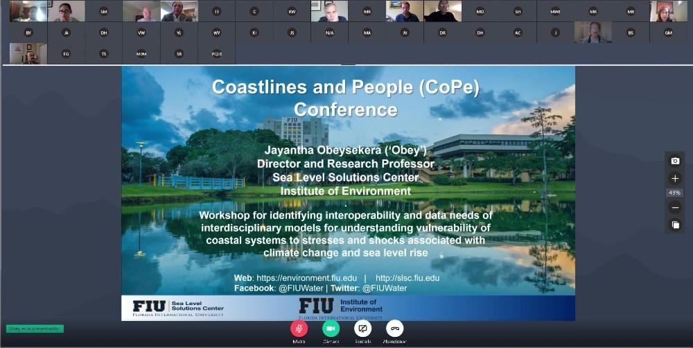 Virtual CoPe workshop