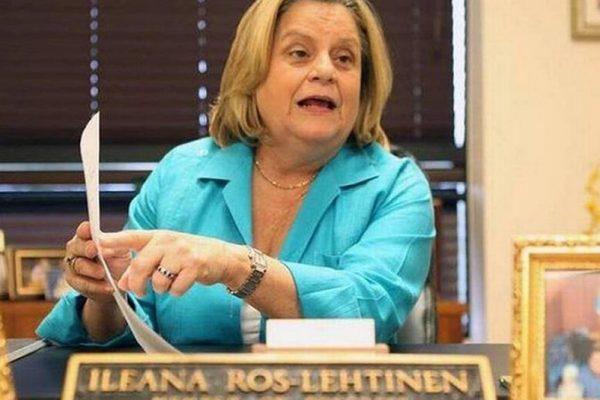 Ileana Ros-Lehtinen finishes a 29-year run in Congress
