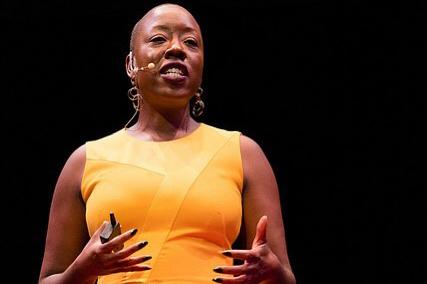 Jeffreen Hayes gives TEDx Talk on arts activism