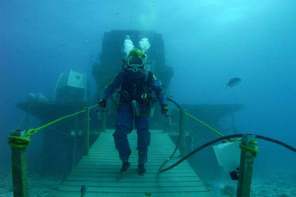 FIU@Home: Explore Aquarius Reef Base
