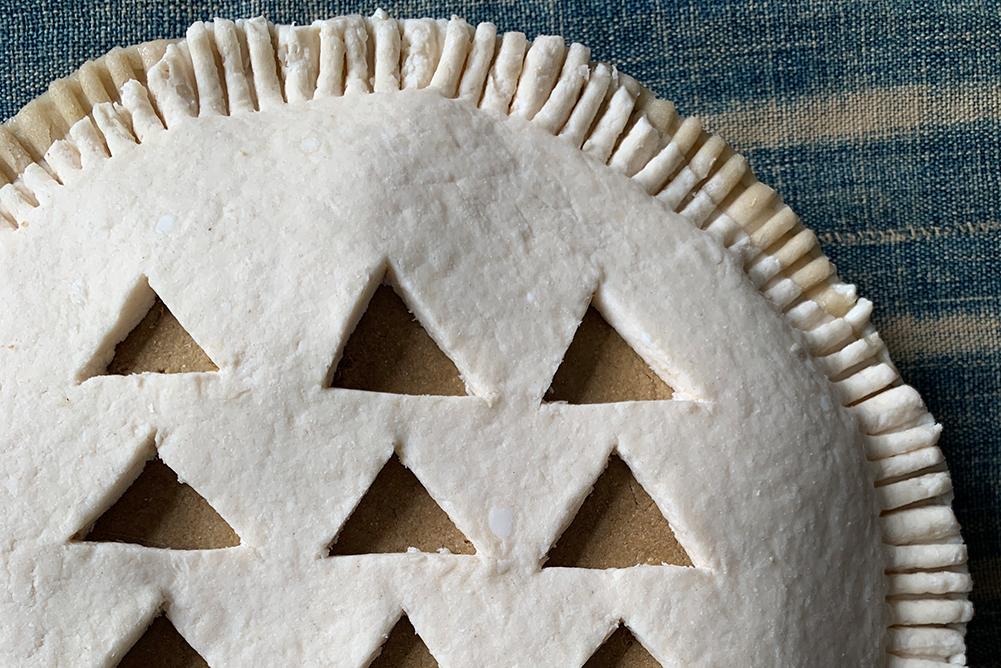 Part of a pie