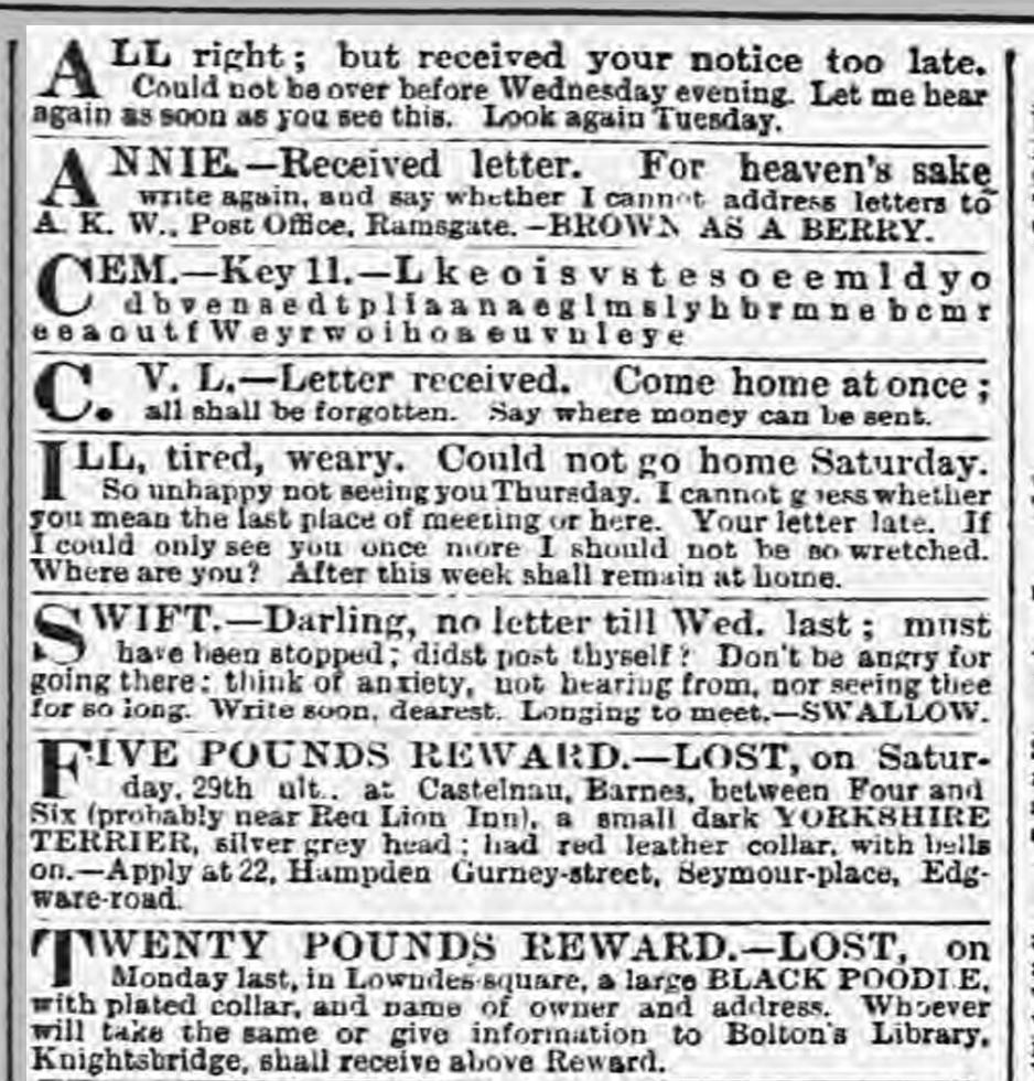 Evening Standard Aug. 5, 1882