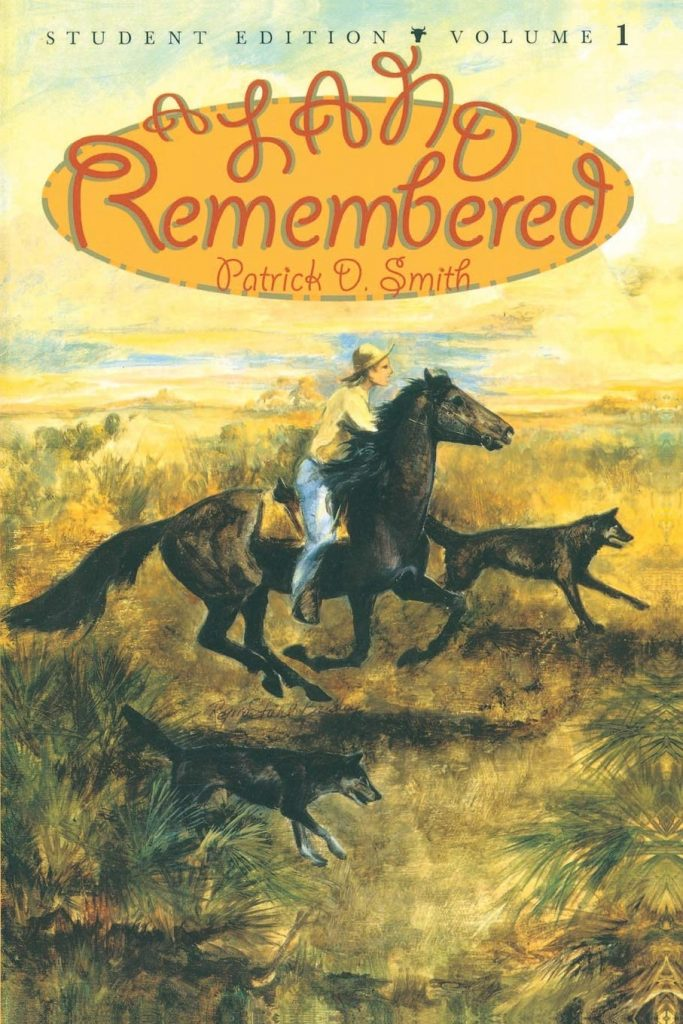 A Land Remembered book cover