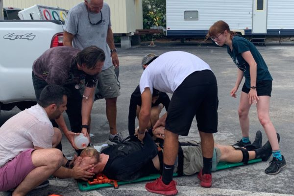 Medina Aquarius Program offers Diver Medic Technician course