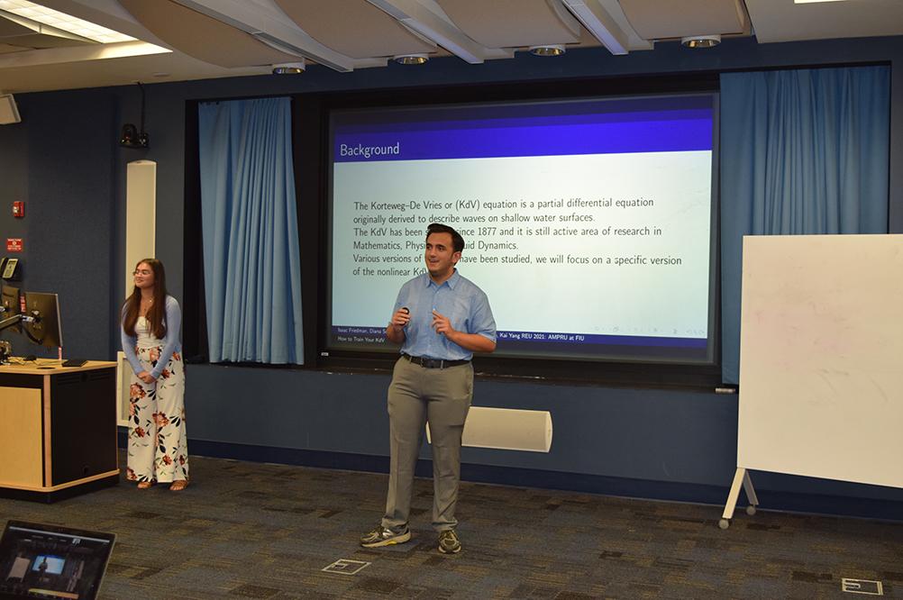Isaac and Diana Presentation