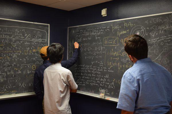 Photo courtesy Department of Mathematics and Statistics