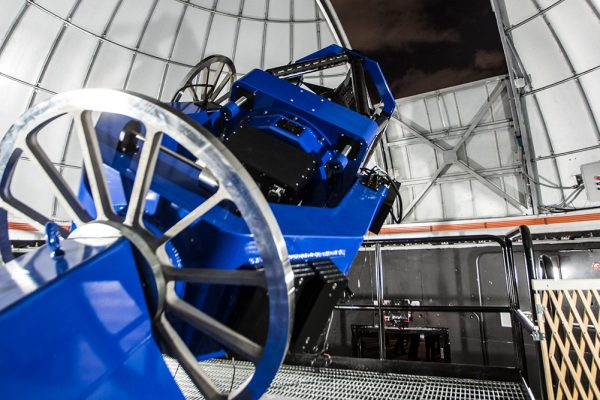 Stocker telescope captures really old star stuff blazing our way